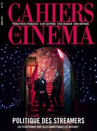 Cahiers du cinéma. 774, Mars 2021 |