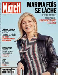 PARIS MATCH. 3748, 04/03/2021 |