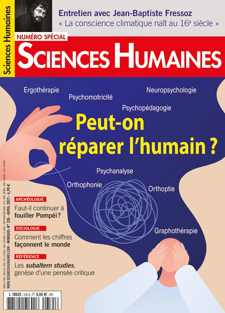 Sciences humaines. 335, 04/2021 |