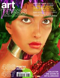 Art press. 486-487, Mars - Avril 2021 |