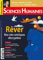 Sciences humaines. 336, 05/2021 |