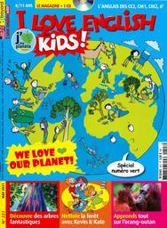 I Love English for Kids. 227, 01/05/2021 |