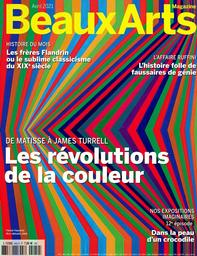 BEAUX ARTS magazine. 442, Avril 2021 |