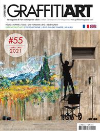 Graffiti Art magazine. 55, Avril - Mai 2021 |