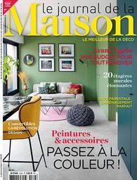 LE JOURNAL DE LA MAISON. 533, 05/2021  