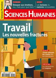 Sciences humaines. 337, 06/2021 |