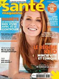 Santé magazine. 547, 07/2021 |