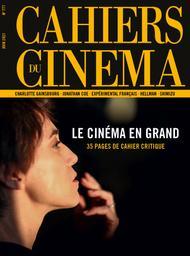 Cahiers du cinéma. 777, Juin 2021 |