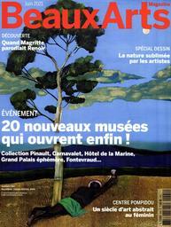 BEAUX ARTS magazine. 444, Juin 2021 |
