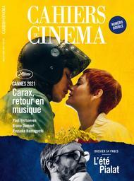 Cahiers du cinéma. 778, Juillet 2021 |