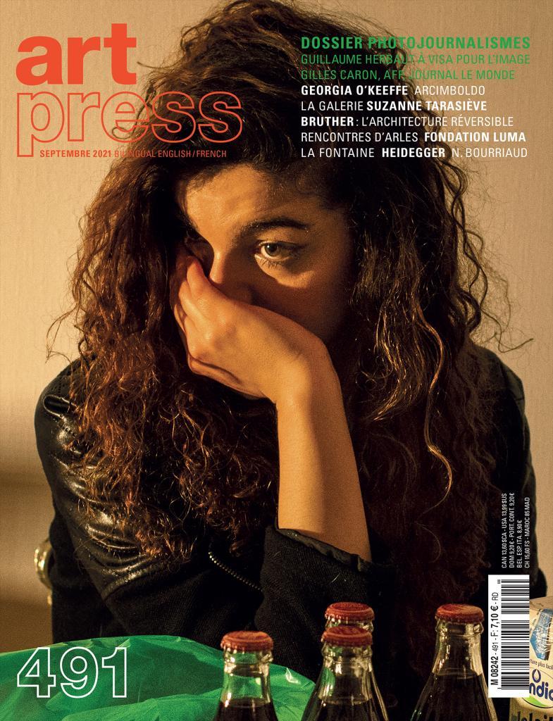 Art press. 491, Septembre 2021  