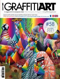 Graffiti Art magazine. 58, Septembre 2021 |