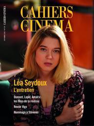 Cahiers du cinéma. 779, Septembre 2021 |