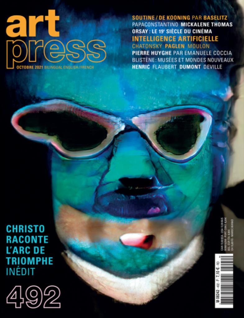 Art press. 492, Octobre 2021 |